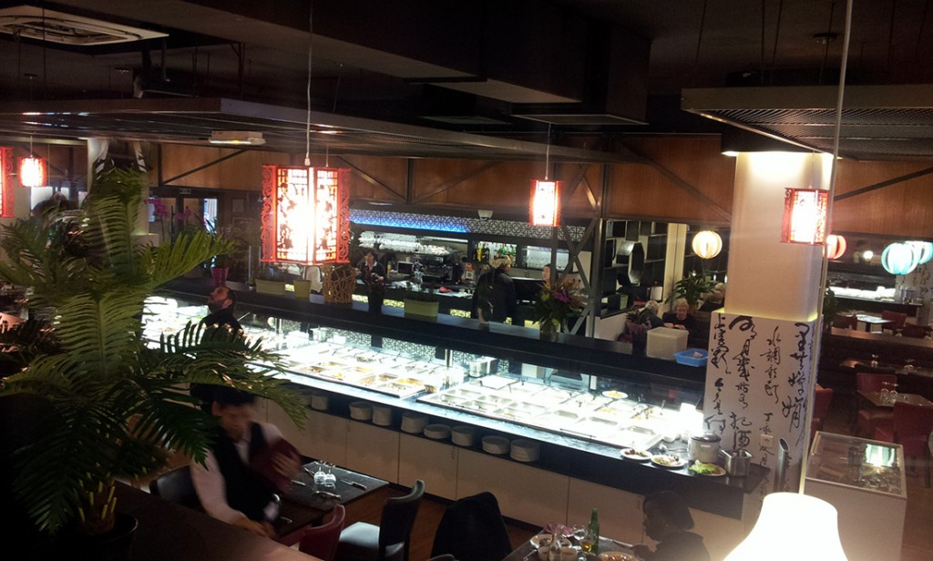 Restaurant chinois asiatique buffet volont strasbourg for Restaurant chinois