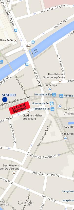 Restaurant asiatique avec Buffet à volonté à Strasbourg